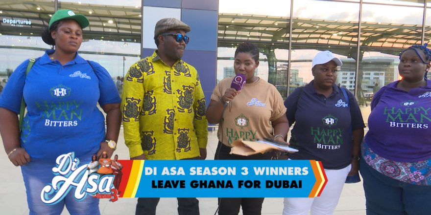 Di Asa Queens' Trip To Dubai And Matters Arising