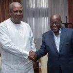 Akuffo Addo And John Mahama