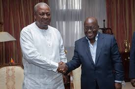 Akuffo Addo And John Mahama