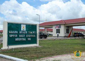 Upper West Regional Hospital