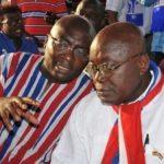 Nana Akuffo Addo And Dr Bawumiah