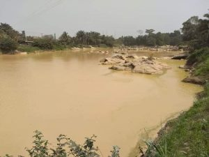 Galamsey Water Bodies