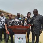 NDC National Executives