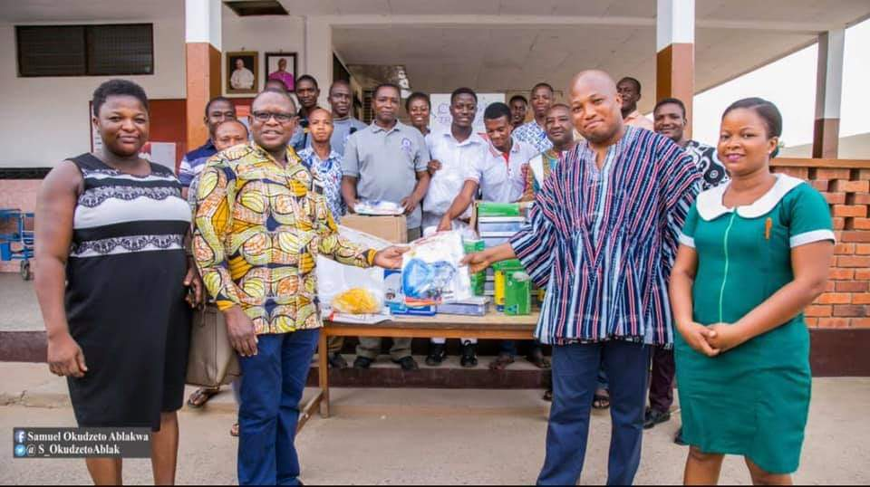 Sam Okudzeto Ablakwa Sets North Tongu Lockdown Support Programme (NTLSP) For His Constituents