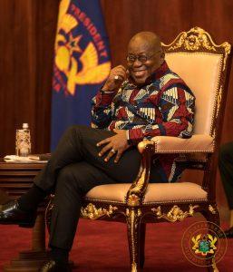President Akuffo Addo
