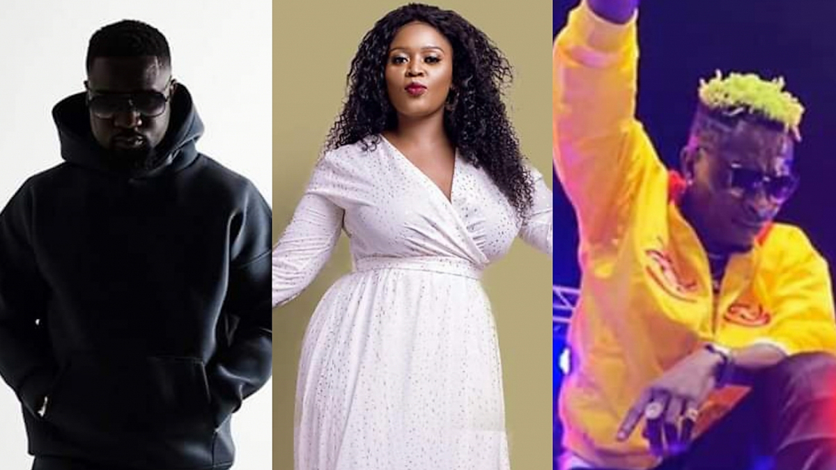 MzGee Exposed Of Causing Many Unnecessary Beefs Including That of Shatta And Sark