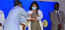 Empress Gifty And Others Appointed Ambassadors For The One Million PPE For Frontline Health Workers Campaign