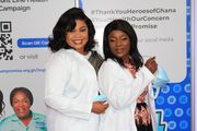 Empress Gifty And Ohemaa Mercy