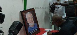 John Mahama's Tribute To His Boss Late Jerry John Rawlings