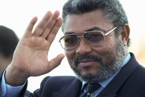 NEWS JUST IN::: Jerry John Rawlings Has Died