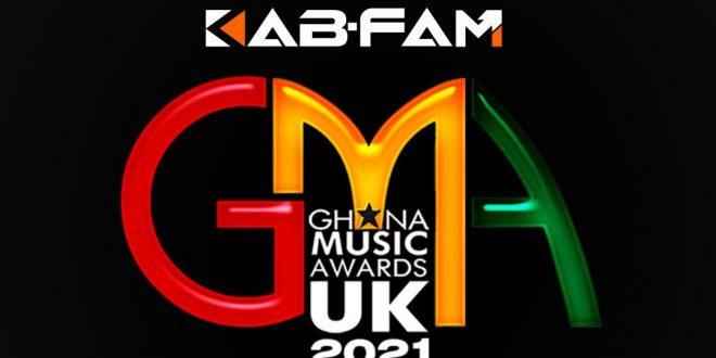 KAB-FAM Becomes Title Sponsors Of Ghana Music Awards UK 2021