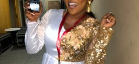 Minstrel Jayana Wins Female Vocalist Of The Year At The Ghana National Gospel Music Awards.