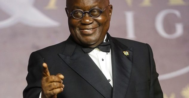 I haven't endorsed anyone to succeed me — Akuffo-Addo