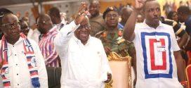 Akuffo Addo visits the Ashanti Region